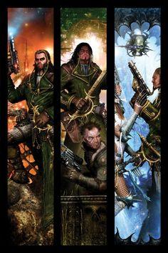 Kal Jerico - Bounty Hunter - Necromunda - Warhammer 40K - GW
