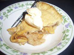 Blessings 'N Sweet Tea: Apple Pie