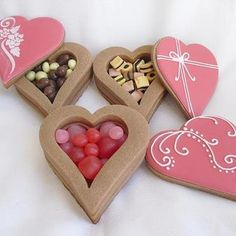Image result for cookies san valentin