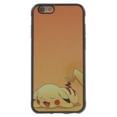 Coque iPhone 6s Plus / 6 Plus Pokémon Go - Pikachu Endormi