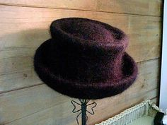The Black Beefeater by Millinery Madness