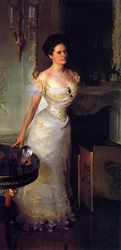 Mrs. Larz Anderson  Cecilia Beaux