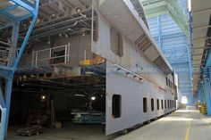 Quantum of the Seas Keel Blocks are in the House! - Page 8 - Cruise Critic Message Board Forums