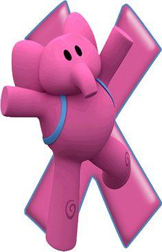 **✿*X*✿** De Alfabeto Decorativo Abc For Kids, Blogger Templates, Backrest Pillow, Ely, Pillows, Stencils, Cushions, Pillow Forms, Cushion