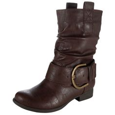 Kick things up a bit with this awesome boot!