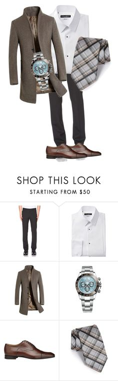 """Untitled #663"" by angela-vitello on Polyvore featuring Givenchy, Rolex, Christian Louboutin, Michael Kors, mens, men, men's wear, mens wear, male and mens clothing"