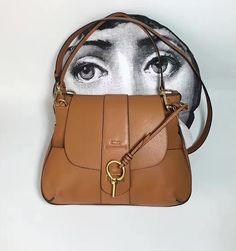 Chloe Fall/Winter 2016 Runway Bag Collection Tan Lexa Bag