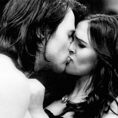 """His kiss c o n s u m e d me."" Is it me or is Romitri the best fictional (and major motion picture) couple, ever?"