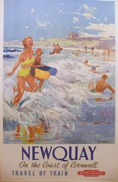 Newquay : Travel by