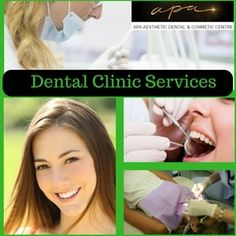 Expeirence State-of-the-art Dental Care Services - Dental care services not only include excellent facilities and skilled team members. It must also include providing unparalleled client care. At Apa Aesthetic, you'll receive full range of services and specialists working together in just one room.