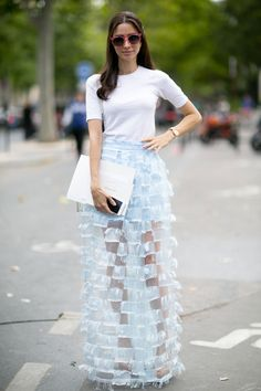 Best of Paris Haute Couture Street Style Fall 2015 | The Impression