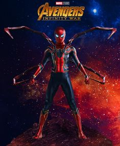 Spiderman Avengers Infinity War Iron-Spider Suit Only a few days left for the premiere. What is your favorite Marvel character? Please let me know in the coments. __________________________ #spiderman #avengersinfinitywar #ironspider #infinitywar #marvel #marvelstudios #ironman #thanos #capitanamerica #liveactioncomix