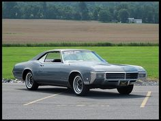 1969 Buick Riviera 430 CI, Automatic for sale by Mecum Auction