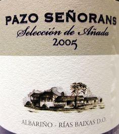 Pazo de Senorans Seleccion de Anada 2005.