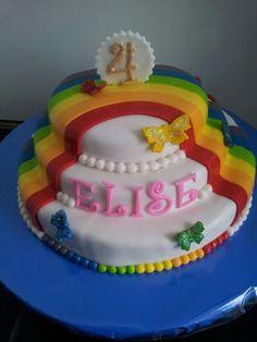 K3 birthday cake