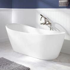 "66"" Ennis Acrylic Freestanding Tub -"