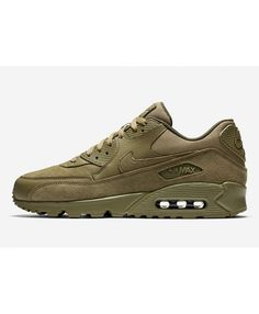 new styles 05b2d 29a31 Nike Air Max 90 Mens Olive