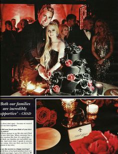 Avril and Chad wedding-Château de la Napoule, France 01.07.13 > Hello Canada Magazine 04.07.13-Official Wedding Pictures