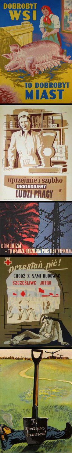 plakat_propagandowy_prl_2_design_po_polsku_zsah