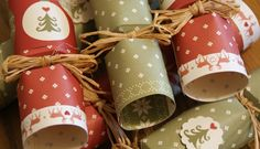 Make Your Own Christmas Crackers with Our Free Template - Trimcraft