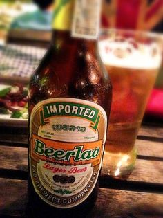 First time drinking Beer Lao. Taste was good! - 78件のもぐもぐ - Imported Beer from…