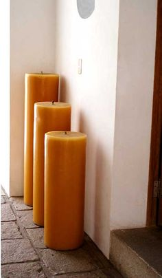 Large Size Candles