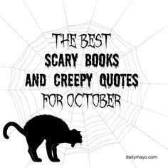 Quote Me Thursday Link-Up: All the Scary Books and Quotes in One Place