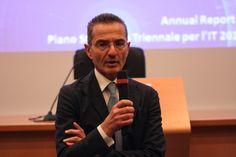 Presentazione Annual Report IT Inail Piazzale Giulio Pastore - Auditorium Inail - (30-03-2015)