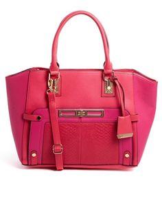 River Island Pink Shopper Bag