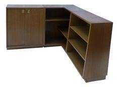 Edward Wormley for Dunbar Modular Bookcase System on Chairish.com