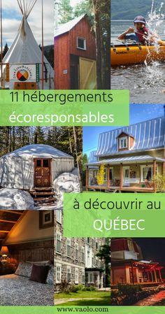 Sustainable and Responsible Tourism, Ecotourism Destinations Voyage Canada, Destinations, Les Continents, Destination Voyage, Tips & Tricks, Parcs, Canada Travel, Quebec, Comme