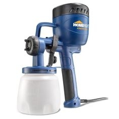 NEED THE COMAND MAX!  HomeRight Finish Max Fine Finish HVLP Paint Sprayer-C800766 at The Home Depot
