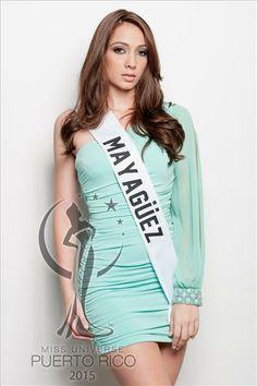 Miss Universe MAYAGÜEZ, Alina Teresa Roman Hubers. #MissUniversePuertoRico2015 #MUPR2015 #MissMayaguez #AlinaTeresaRoman
