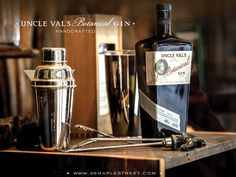 Cresta Pacific - Spirits - Uncle Val's Botanical Gin