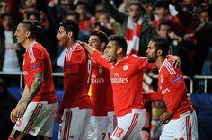 Benfica (2015/16), máquina de golos.