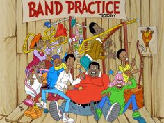 Jackson 5Ive Cartoon | ... morning cartoons that featured positive African-American characters