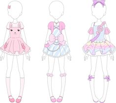 "New coords for my Aikatsu fan brand, Fairy Kei yay~ This set also includes a campaign coord for the dream story ""The Last Unicorn"". Marine Dreams Coord (Rare) Sports Galaxy Coord (Rare) Twilight Un..."