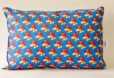 Almofada Personalizada Mario