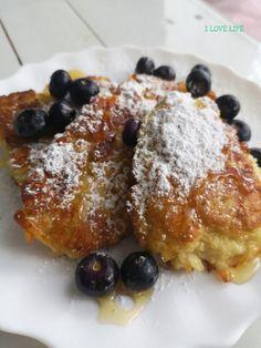 Inne - I LOVE LIFE Feta, French Toast, Breakfast, Pies, Morning Coffee