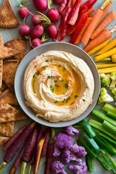 Hummus Recipe {Easy and Perfect Every Time!} - Cooking Classy - Hummus Recipe {Easy and Perfect Every Time! Easy Hummus Recipe, Homemade Hummus, Tahini, Good Healthy Snacks, Healthy Eating, Vegan Recipes, Cooking Recipes, Potato Recipes, Vegetable Recipes