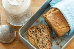 Walnut-Rosemary Oat Bread Mix // Here's a great gift idea... just package it up with a nice baking dish! #holiday #recipe #gift