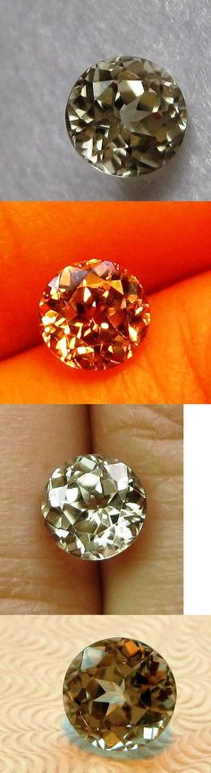 Other Loose Gemstones 282: 6Mm Round Genuine Color Change Zultanite 1.07 Carats, Ec = Eye Clean (Flawless) -> BUY IT NOW ONLY: $249 on eBay!