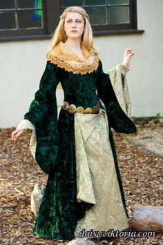 Celtic, Renaissance and Medieval Trims  Lovely!    by: daisyviktoria.deviantart.com