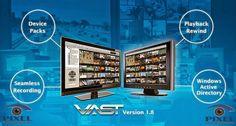 Blog do Diogenes Bandeira: Vivotek lança nova versão do VAST