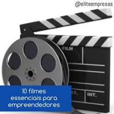 Informação é tudo! Aprenda com esses filmes essenciais para #empreendedores !  Veja a lista: http://contabilidadeelite.rdstationblog.com.br/10-filmes-empreendedor/  #eliteempresas #empreender #aprendendo #sebrae #pequenasempresas #médiasempresas #empresários #conhecimento