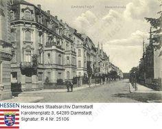 Darmstadt, Heinrichstraße