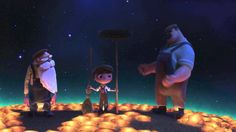 The Moon La Luna Short Film by pixar 2014 the best animation movie! Good Animated Movies, Good Movies, Awesome Movies, Carl Sagan, Disney Pixar, Film 2014, Pixar Shorts, First Day Of Work, Film Studies