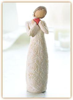 Willow Tree Figurine--I Love You