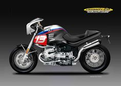 DESIGNER'S CUT  Cafè Racer Projects: BMW R 1150 LUCKY BROS. 13 & 17