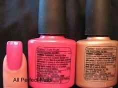37 Ideas shellac pedicure toenails pink for 2019 Cnd Shellac Colors, Shellac Pedicure, Shellac Nail Polish, Shellac Nails, Pedicures, Nail Polishes, Creative Nail Designs, Creative Nails, Pretty Nail Colors